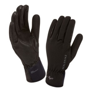 Manusi waterproof SealSkinz, Sea Leopard Glove Mens